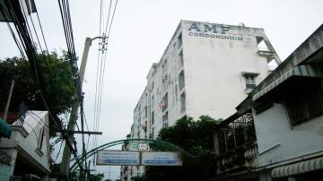 คอนโด (ห้องมุม) เอเอ็มเอฟ ชั้นที่ 6, 77.07 ตร.ม.  ซ.สุทธิสารวินิจฉัย 3