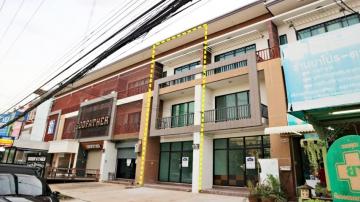 V&C L#00011, อาคารพาณิชย์ 43  ตร.ว. ถ.สืบศิริ  ต.ในเมือง อ.เมือง จ.นครราชสีมา